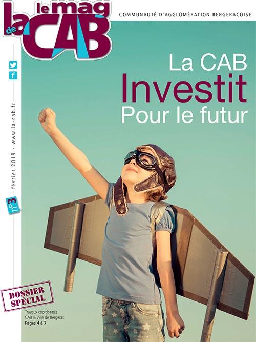 Le Mag de la CAB