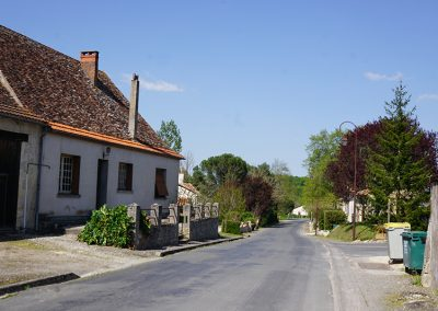 Commune de Bosset