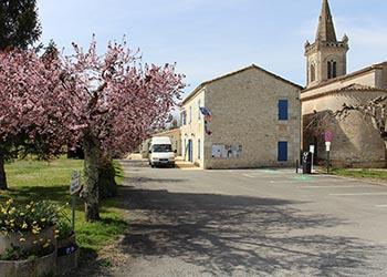 Commune de Razac de Saussignac