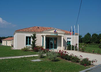 Commune de Ribagnac
