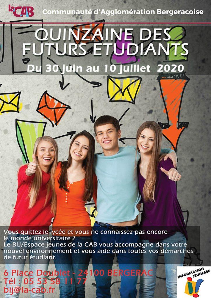 FUTURS éTUDIANTS