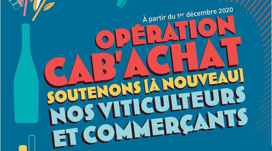 Opération CAB'Achat