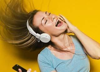 Playlists musicales du mois de novembre 2020 du réseau des bibliothèques de la Communauté d'Agglomération Bergeracoise