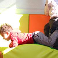 De 0 à 6 ans : Crèches et Relais Assistants Maternels (RAM)
